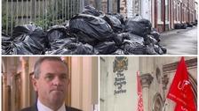 Birmingham bin strike on hold as Unite win High Court battle