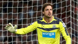 Tim Krul leaves NUFC to sign for Brighton