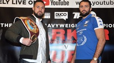 Hughie Fury to meet opponent ahead of world title fight