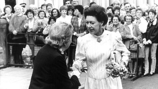The centre was officially opened in 1987 by HRH Princess Margaret
