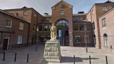 Kyle Jonathan Russell Hill is one of two men on trial at Carlisle Crown Court