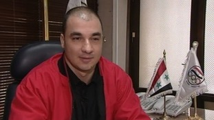 Feras Moula, Syria Olympic Committee's secretary general