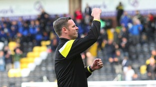 Manager commits to Magpies for a further three years