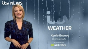 Weather with Kerrie - Wet Thursday morning commute