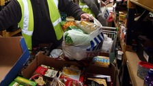 Plea for donations from struggling Isle of Wight foodbank