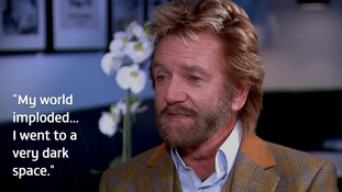 'I went to a very dark space': Noel Edmonds on his suicide attempt over ruin of business empire