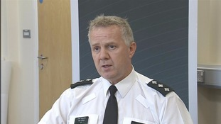 Chief Inspector Alan Hutton