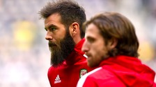 Clubless Joe Ledley joins Derby on free transfer