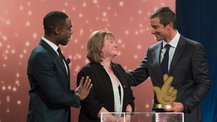 Water safety hero honoured at National Lottery Awards