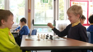School putting chess on children's timetable