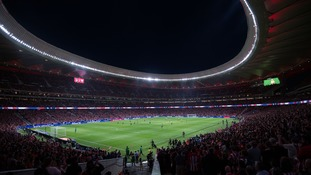 Atletico Madrid's new Metropolitano Stadium to host 2019 Champions League final