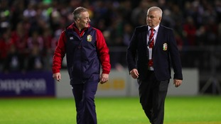Howley and Gatland