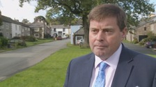 Peter McCall, Cumbria's Police and Crime Commissioner, welcomes the report