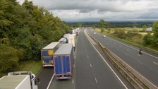 M6 reopened between J41 and 42