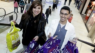 More than 1.5m people visited Highcross
