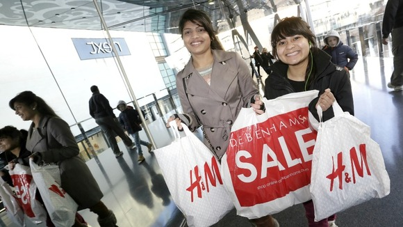 Highcross expect two million shoppers through their doors for December