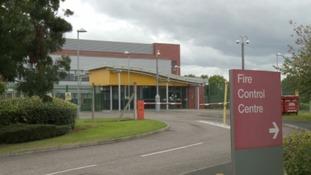 Fire Control Centre