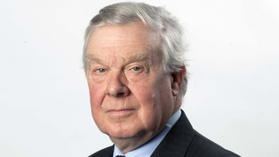 The new chairman of BSkyB Nicholas Ferguson