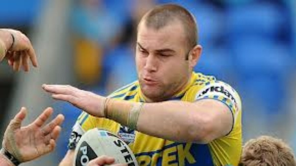 Rhinos&#x27; trialist Joe Vickery