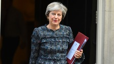 May to offer EU £20bn for two years after Brexit