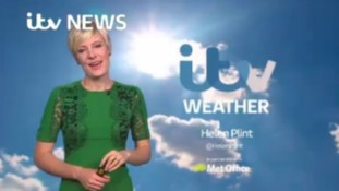 Friday morning's weather for the west of the region