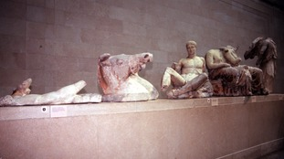William G Stewart was an expert on the Elgin Marbles and called for their return to Greece.