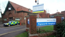 The Queen has granted a royal title to Papworth Hospital.