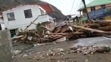At least 15 dead in Dominica after Hurricane Maria