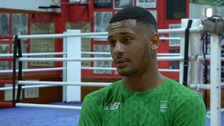 Boxer set for comeback after Belfast attack
