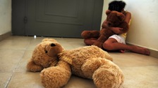 Rise in calls of domestic abuse against children