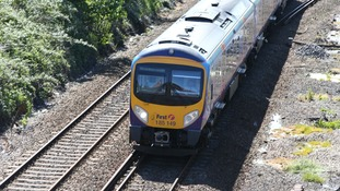 Inter-city trains between Manchester and York could be the first in Britain to be digitally controlled, Transport Secretary Chris Grayling will announce today.
