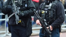 Counter-terrorism effort 'putting strain on wider policing'