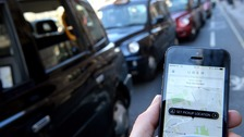 Uber to be stripped of licence to operate in London
