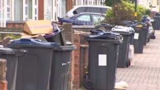 The bin strike was suspended on Wednesday 19th September after a High Court ruling
