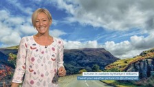 Wales Weather: Autumn Equinox brings rain!