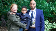 Off-duty doctor saves life of four-year-old
