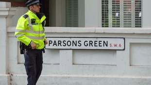 An 18-year-old man has been charged in connection with the Parsons Green tube attack.