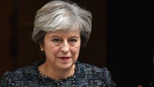 Live: Theresa May makes major Brexit speech