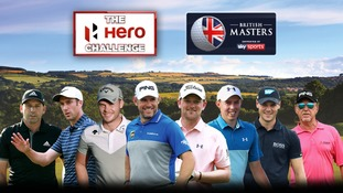 The Hero Challenge line-up