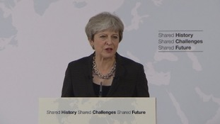 PM: EU and UK remain committed to GFA and no hard border