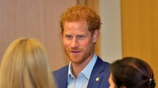 Prince Harry in Canada for Invictus Games