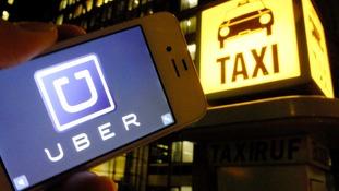 Uber is used around the world.