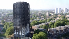 100 days since the Grenfell Tower fire