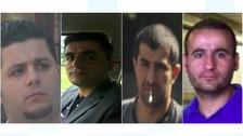 L-R: Huseyin Zerze, Ibrahim Mayil, Ozgur Kaplan, Huseyin Mayil.