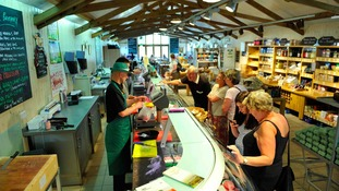 Packington Moor Farm shop has been trading for 30 years.