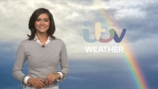 Weather: Warm sunshine this weekend