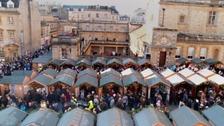 Bath Market Chalets