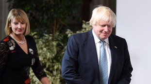 Boris Johnson served as a cheerleader for the PM's plan days after outlining his own vision via the press.