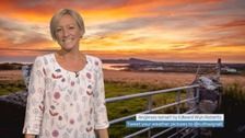 Wales Weather: Drying out overnight!