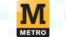 Metro services disrupted.